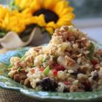 sri wasano's salad