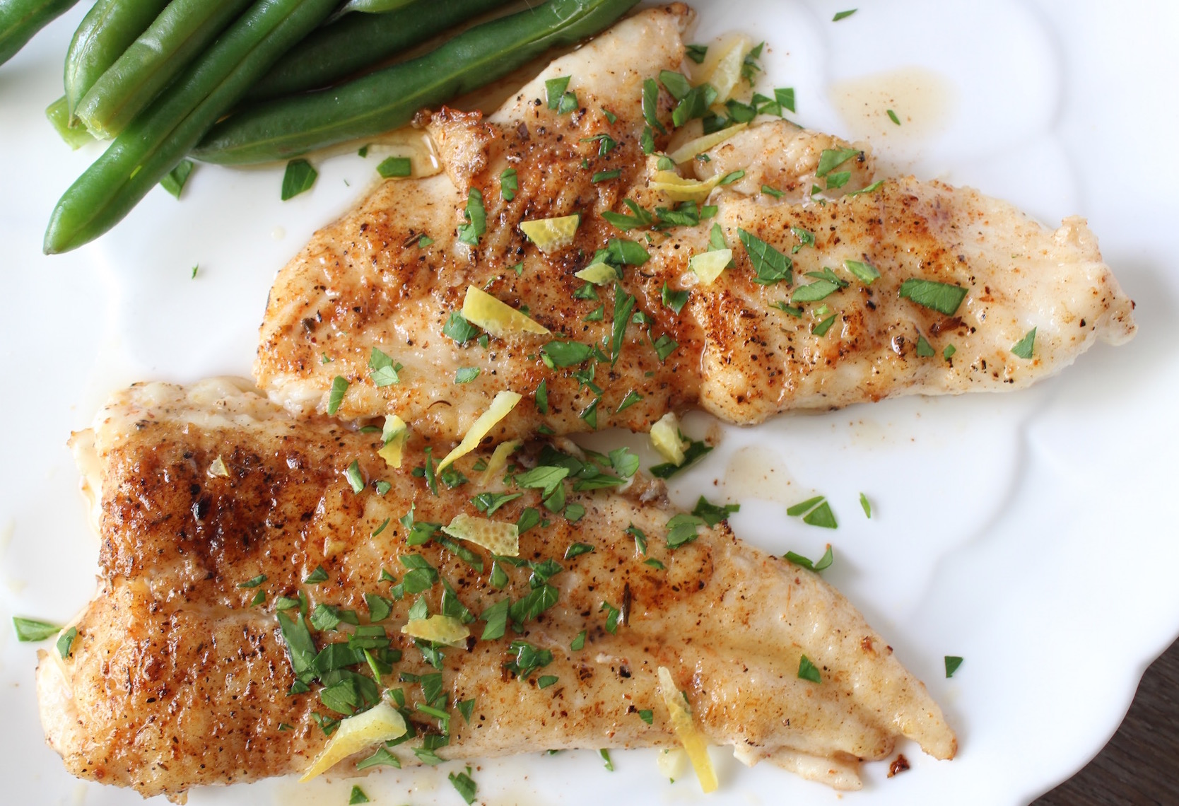 How to cook flounder tasty 17