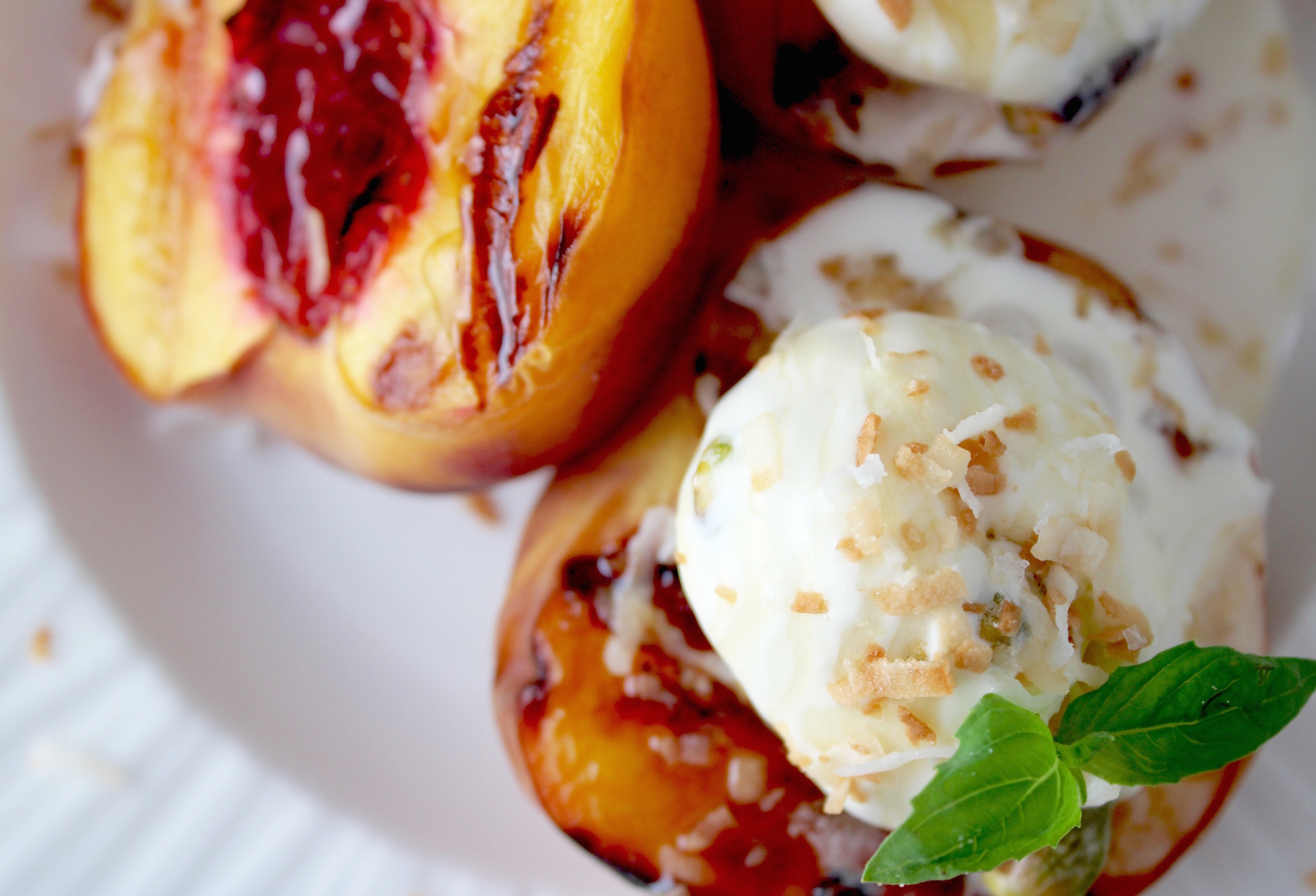 grilled peach cover
