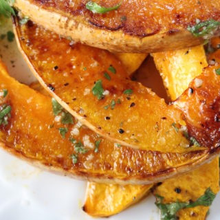 calabaza roasted strips