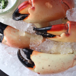 It's Stone Crab Season!
