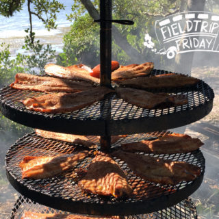 Field Trip Friday – Smoked Mullet Festival
