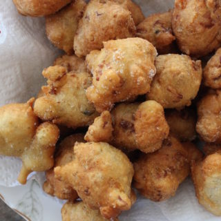 New England Clam Fritters