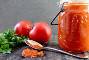 Homemade Red Sauce