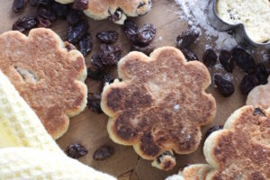 Gold Rush Griddle Cakes