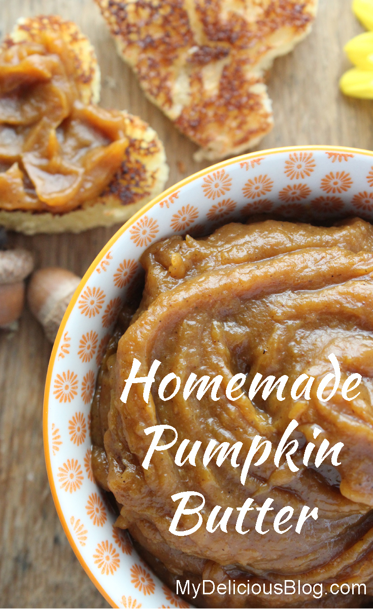Pumpkin Butter Pinterest