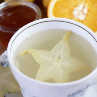 Star fruit tea