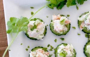 Classic Shrimp Salad