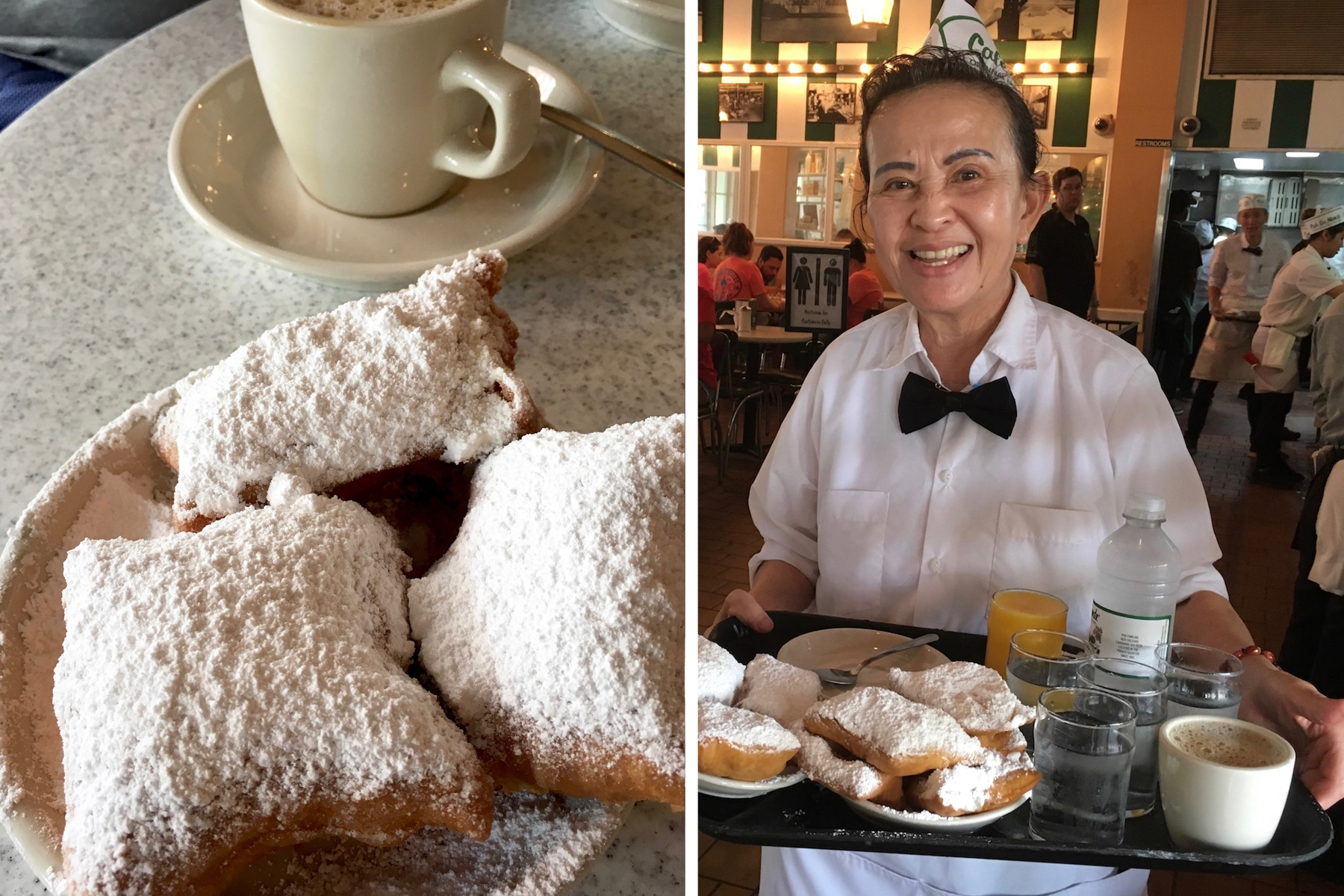Field Trip Friday New Orleans Cafe Du Monde