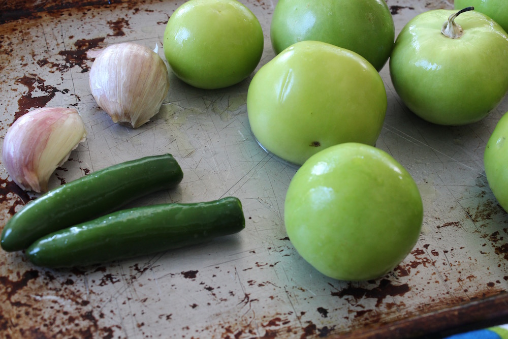 RoastingTomatillos
