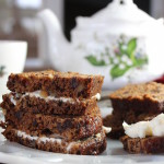 Date nut bread cream cheese