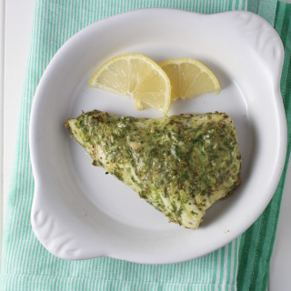 Lemon Parsley Grouper
