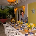 nicole coudal dinner party