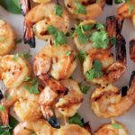 sriracha lime shrimp