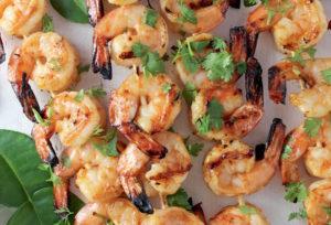 sriracha lime shrimp