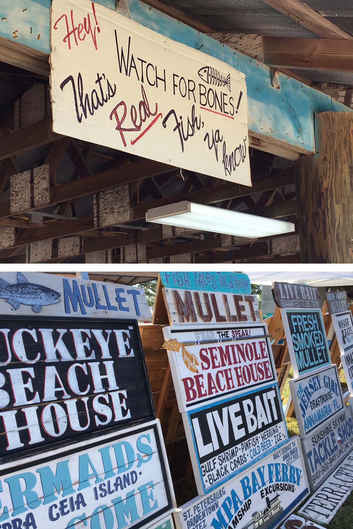 Mullet Signs
