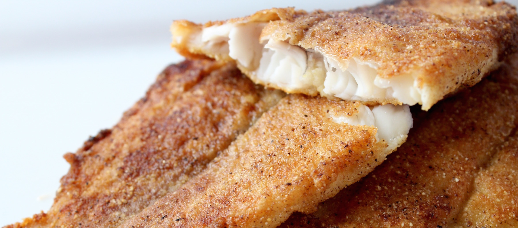 Pan Fried Catfish