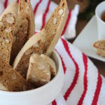 Almond Biscotti for the Holidays