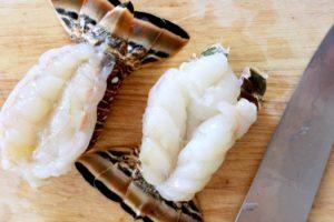 FL Lobster Tails Butterflied