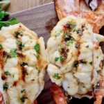Grilled Florida Lobster Tails