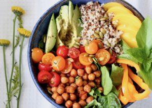 Buddha Bowl with Quinoa