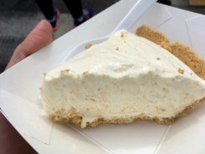 Kumquat Pie Slice