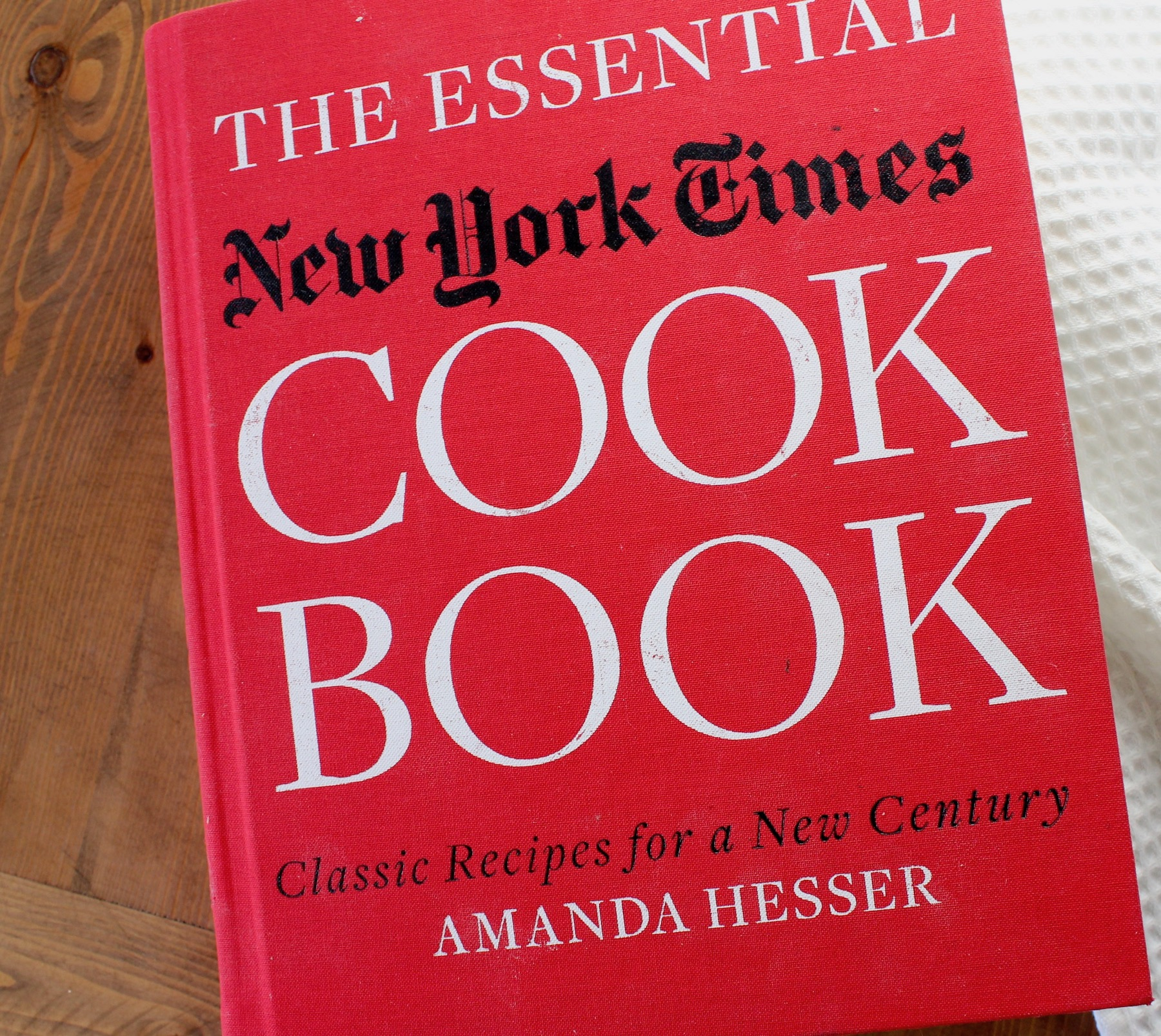 NYT Essential Cook Book